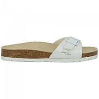 [해외]페페진스 Oban Ori Loafer Sandals White