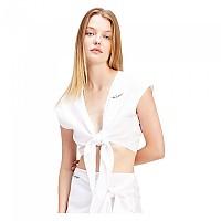 [해외]타미힐피거 언더웨어 Seersucker Signature Cropped Sleeveless Shirt Pvh Classic White