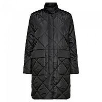 [해외]SELECTED Naddy Quilted Coat Black