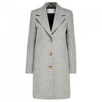 [해외]SELECTED New Sasja Wool Coat Light Grey Melange