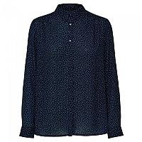 [해외]SELECTED Signa-Dynella All Over Print Long Sleeve Shirt Dark Sapphire
