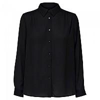 [해외]SELECTED Signa-Dynella Long Sleeve Shirt Black
