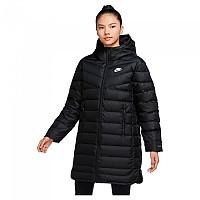 [해외]나이키 Sportswear Therma-Fit Repel Parka Black / Black / White