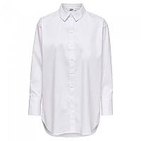[해외]JDY Mio Long Sleeve Shirt White