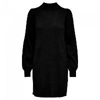 [해외]JDY Rue High Neck Dress Black