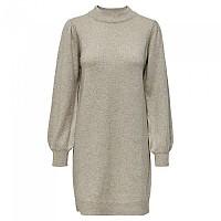 [해외]JDY Rue High Neck Dress Chateau Grey