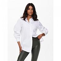 [해외]ONLY Nora Long Sleeve Shirt White