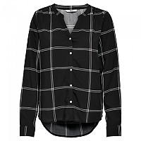 [해외]ONLY Sugar Fallow Long Sleeve Shirt Black