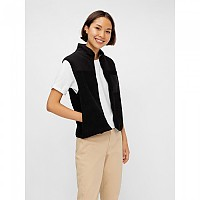 [해외]PIECES Sadie Teddy Vest Black