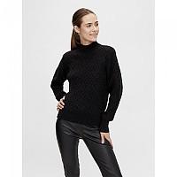[해외]YAS Briva Sweater Black