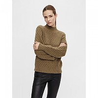 [해외]YAS Briva Sweater Ermine