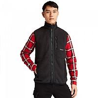 [해외]팀버랜드 Mix Media High Pile Fleece Vest Black