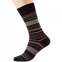[해외]BOSS Rs Multistripe Mc Socks Black