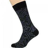 [해외]BOSS Rs Monogram Cc Socks Black