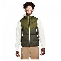 [해외]나이키 Sportswear Windrunner Vest Rough Green / Sequoia / Sail / Sail