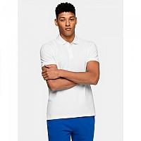[해외]4F Short Sleeve Polo White