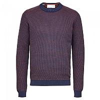[해외]SELECTED Wes Knit Sweater Navy Blue