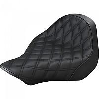 [해외]새들맨 Harley Davidson FXSB Breakout Renegade LS Solo Seat 9137363596 Black