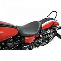 [해외]새들맨 Harley Davidson FXD/FXDWG/FLD Dyna Renegade Solo Seat 9137363734 Black