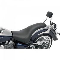 [해외]새들맨 Yamaha 1600/1700 Roadstar/Midnight/Silverado Profiler Seat 9137364473 Black