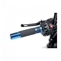 [해외]PUIG Hi-Tech Racing Grips 9138286834 Blue