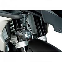 [해외]PUIG LED Lights Auxiliary Kit Honda XL650V Transalp 00 9138338152 Black