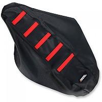[해외]MOOSE HARD-PARTS Seat Cover Honda CRF 250/450R 17-22 9138342953 Black / Red