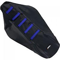 [해외]MOOSE HARD-PARTS Seat Cover Yamaha YZ 125/250 02-18 9138342968 Black / Blue
