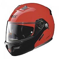 [해외]GREX G9.1 Evolve Couple N-Com Modular Helmet 9136352100 Corsa Red