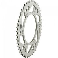 [해외]MOOSE HARD-PARTS Aluminium Rear Sprocket Yamaha YZ125 80-88 9138347301 Silver