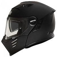 [해외]SIMPSON Darksome Modular Helmet 9138193332 Matt Black