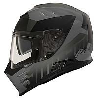[해외]SIMPSON Venom Full Face Helmet 9138193338 Army Matt Black