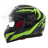 [해외]오닐 Challenger Exo Full Face Helmet 9138342230 Black / Neon Yellow