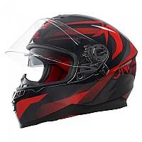 [해외]오닐 Challenger Exo Full Face Helmet 9138342232 Red / Blue