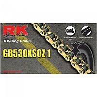 [해외]RK 530 XSOZ1 Rivet RX Ring Connecting Link 9137535815 Gold