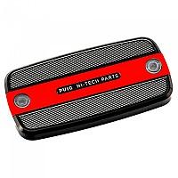 [해외]PUIG Brake-Clutch Fluid Tank Pad Honda CB1300 04 9138338081 Red