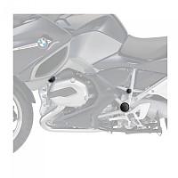 [해외]PUIG Chassis Plugs BMW R1200RT 14-18 9138338083 Black