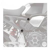 [해외]PUIG Chassis Plugs Honda CB1000R Neo Sports Cafe 18 9138338086 Black