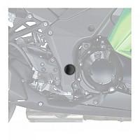[해외]PUIG Chassis Plugs Kawasaki Versys 1000 12 9138338088 Black