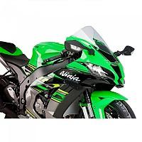 [해외]PUIG Downforce Sport Spoilers Kawasaki ZX-10R 16 9138338095 Black
