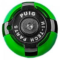 [해외]PUIG Hi-Tech Plug-Oil Kawasaki ZZR1200 03 9138338140 Green