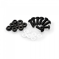 [해외]PUIG Universal Screw Kit Anodized With Nut 9138338247 Black