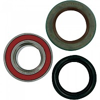 [해외]MOOSE HARD-PARTS 25-1519 Wheel Bearing And Seal Kit Can-Am/John Deere 9138347135 Multicolour