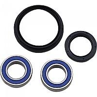 [해외]MOOSE HARD-PARTS 25-1521 Wheel Bearing And Seal Kit Honda 9138347136 Multicolour