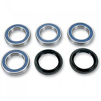 [해외]MOOSE HARD-PARTS 25-1526 Wheel Bearing And Seal Kit Yamaha 9138347137 Multicolour