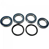 [해외]MOOSE HARD-PARTS 25-1534 Wheel Bearing And Seal Kit Suzuki 9138347138 Multicolour
