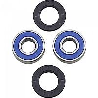 [해외]MOOSE HARD-PARTS 25-1553 Wheel Bearing Upgrade Kit KTM/Husqvarna/Husaberg 9138347145 Multicolour