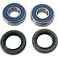 [해외]MOOSE HARD-PARTS 25-1569 Wheel Bearing And Seal Kit Talon Hub BMW/Cagiva/Honda/Kawasaki/Suzuki/Yamaha 9138347148 Multicolour