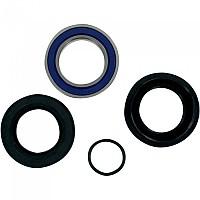 [해외]MOOSE HARD-PARTS 25-1580 Wheel Bearing And Seal Kit Honda 9138347151 Multicolour