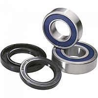 [해외]MOOSE HARD-PARTS 25-1594 Wheel Bearing And Seal Kit Talon Hub Honda/Kawasaki/Yamaha 9138347153 Multicolour